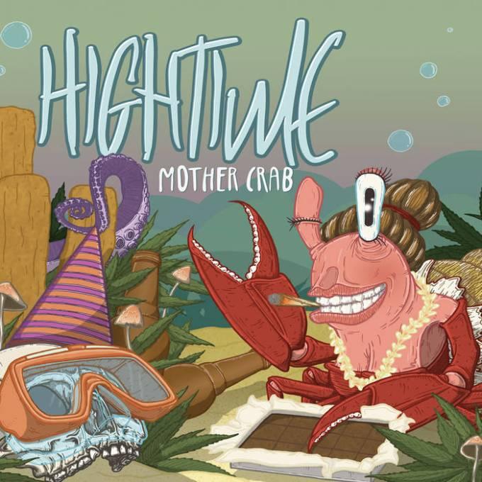 Image of HIGHTIME - Mother Crab Digipak CD