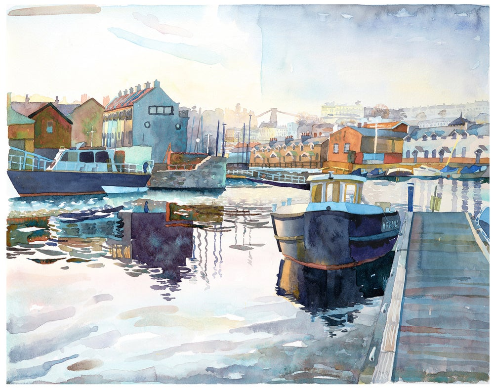 Image of Fading Light, Harbour Master