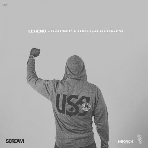 "Image of DJ SCREAM ""Legend"" LP Limited Edition Physical Copy Autographed!"