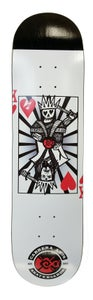 "Image of Carrera Arts ""Kamikaze King"" Deck"