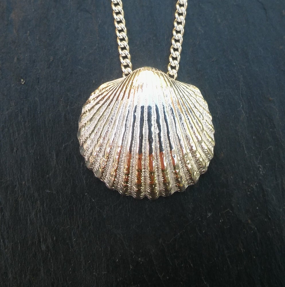 Image of Dorset Cockle Pendant