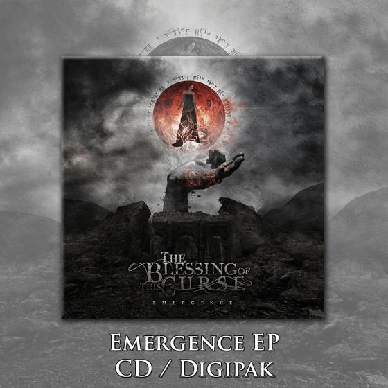 Image of Emergence EP CD Digipak