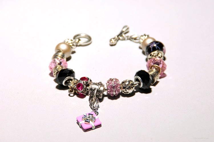 Image of Customed Charm Bracelet