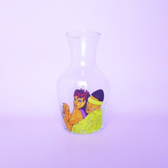 Image of Nelly & Kelly Dilemma Carafe
