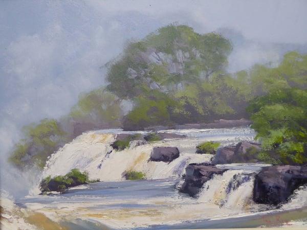 Image of Top Of The Falls, Iguazu