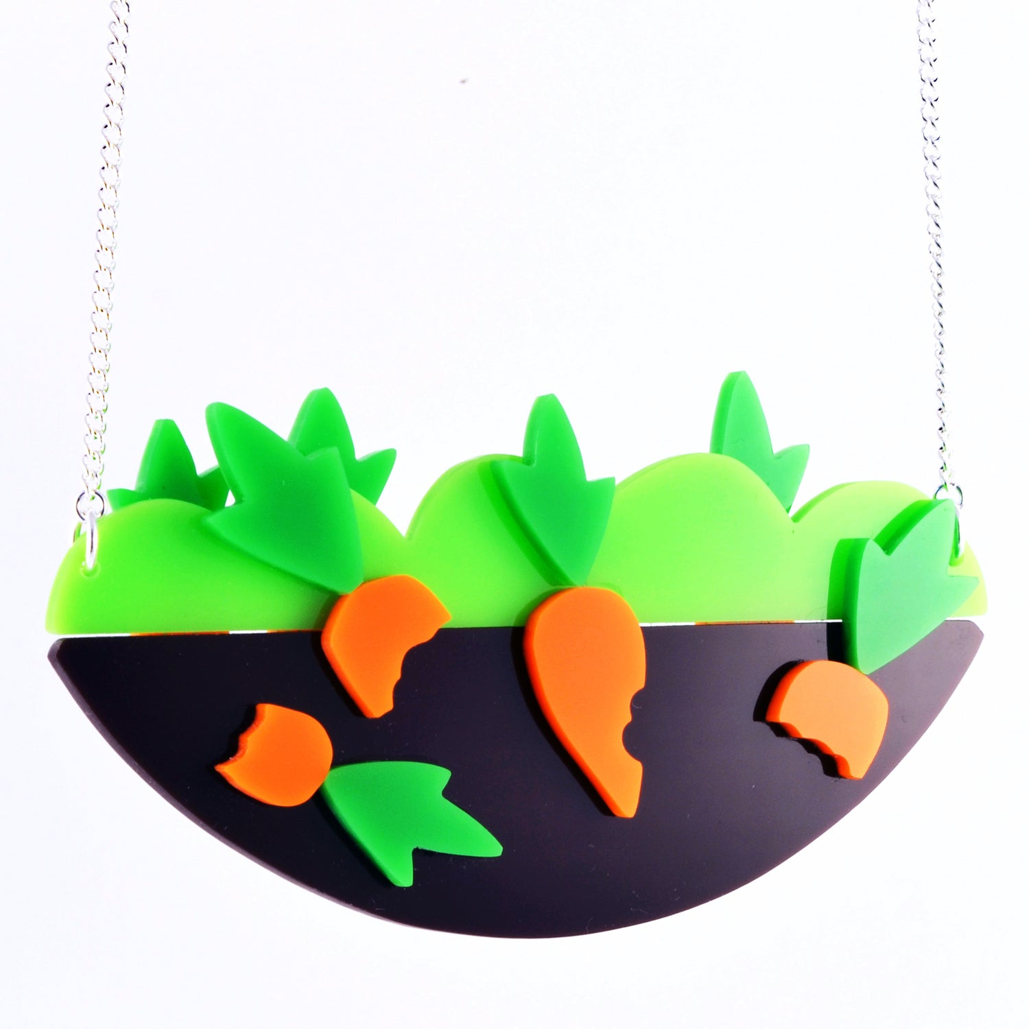 Image of Carrot Necklace