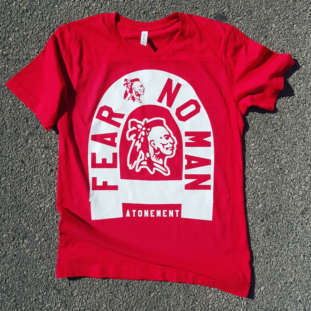 "Image of The ""Fear No Man Seminole"" Tee"