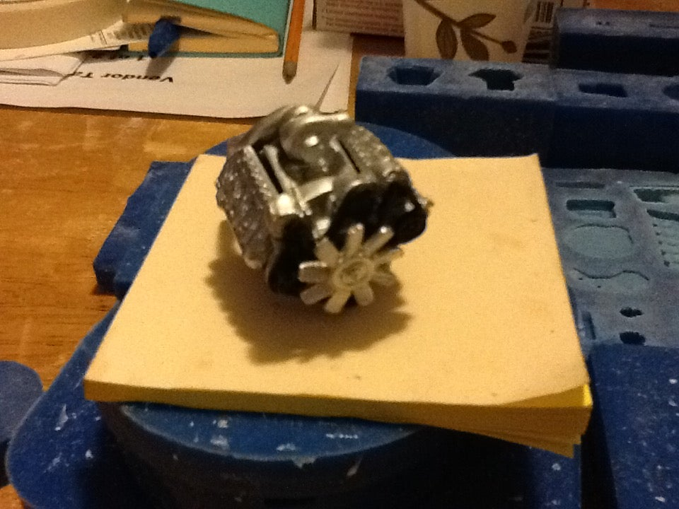 Image of Chevy Duramax Diesel