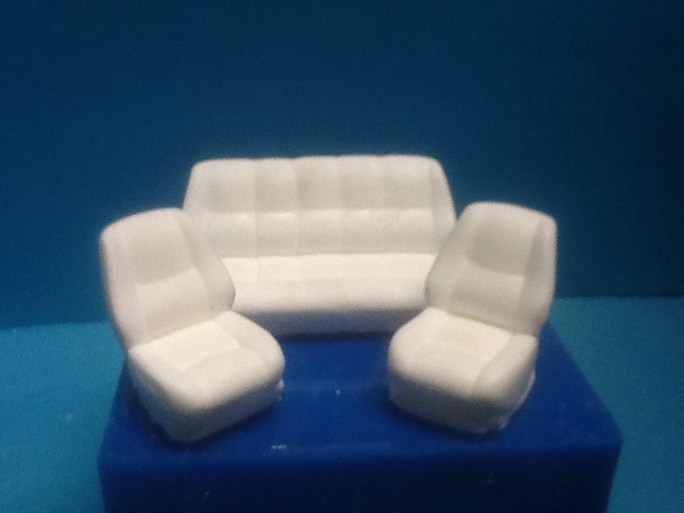 Image of Chezoom Buckets & Bench Seats
