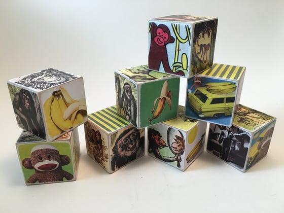 Image of Monkey Business Blocks (signature set)