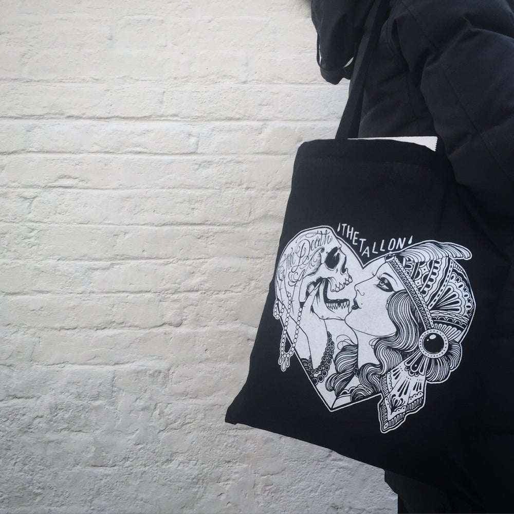 Image of Til Death Tote Bag