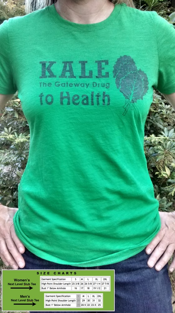 Image of Kale the Gateway Drug to Health
