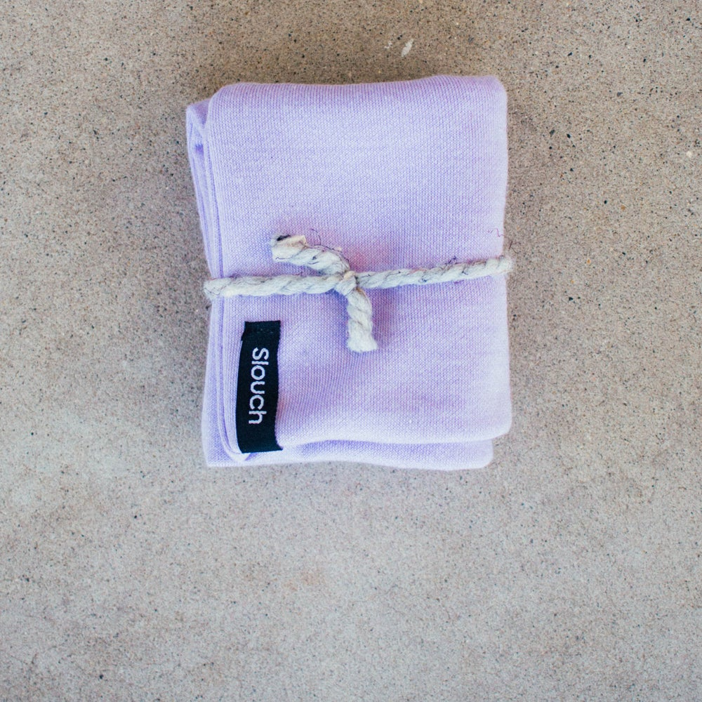 Image of Lavender Slouch Beanie