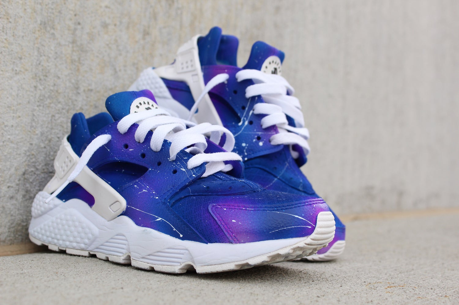 "Image of Custom ""Galaxy"" Huarache"
