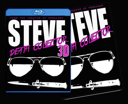 Image of STEVE: Death Collector 3D