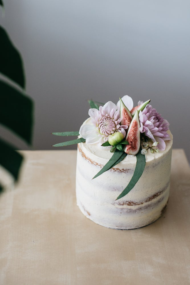 Image of Spring Naked Cake Workshop