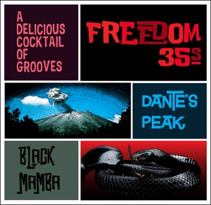 Image of Freedom 35's ~ Dante's Peak / Black Mamba