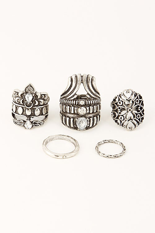 Image of ROYAL Midi Rings