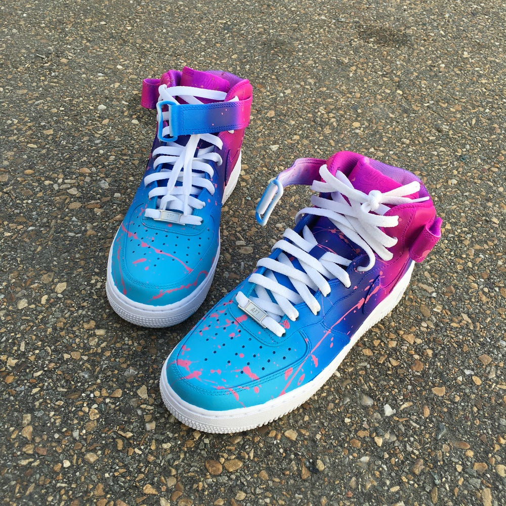 new styles 87a4c df8a2 ... Image of Dirty Sprite Air Force 1 s ...