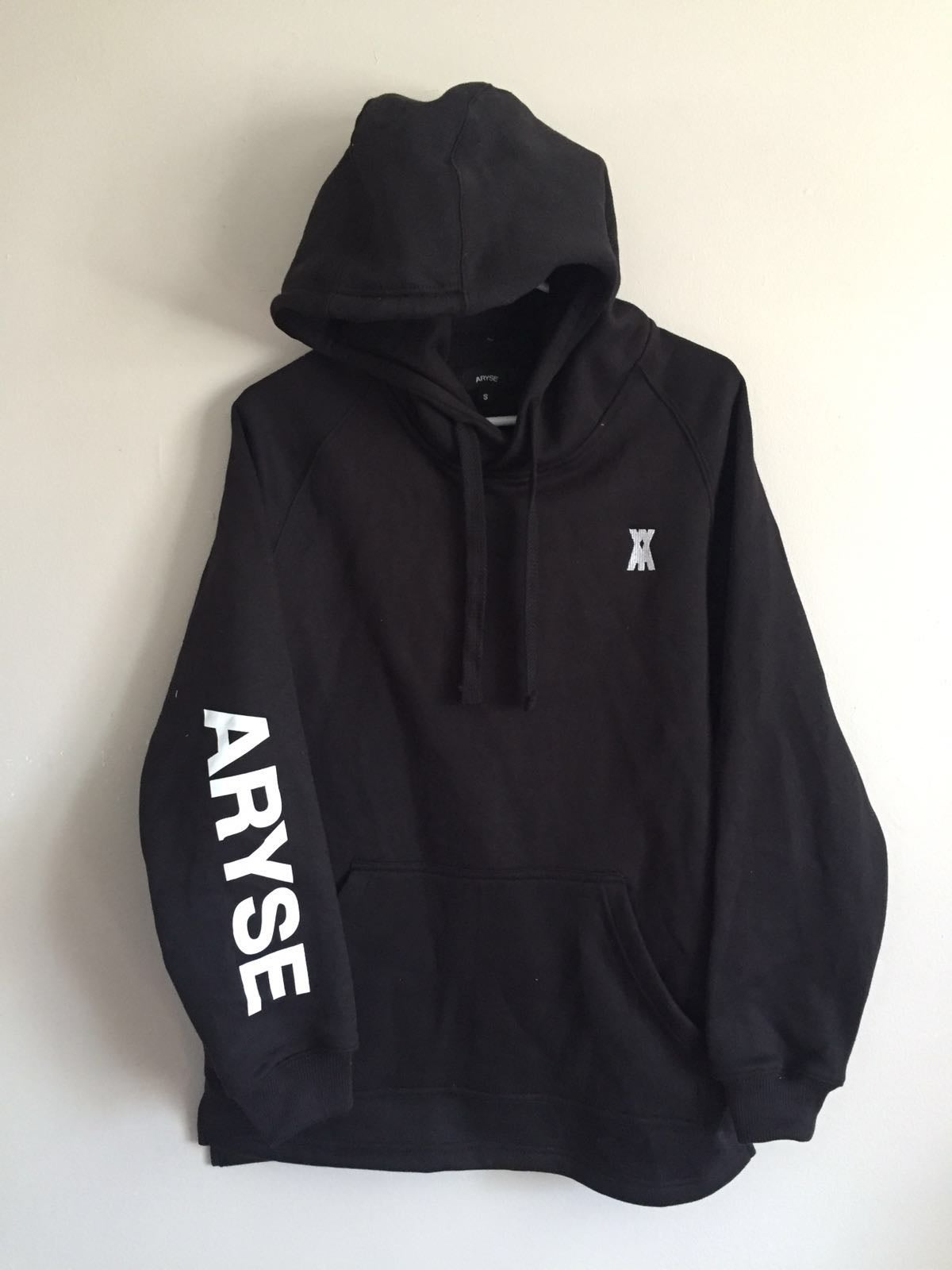 Image of Untitled Hoodie - Black