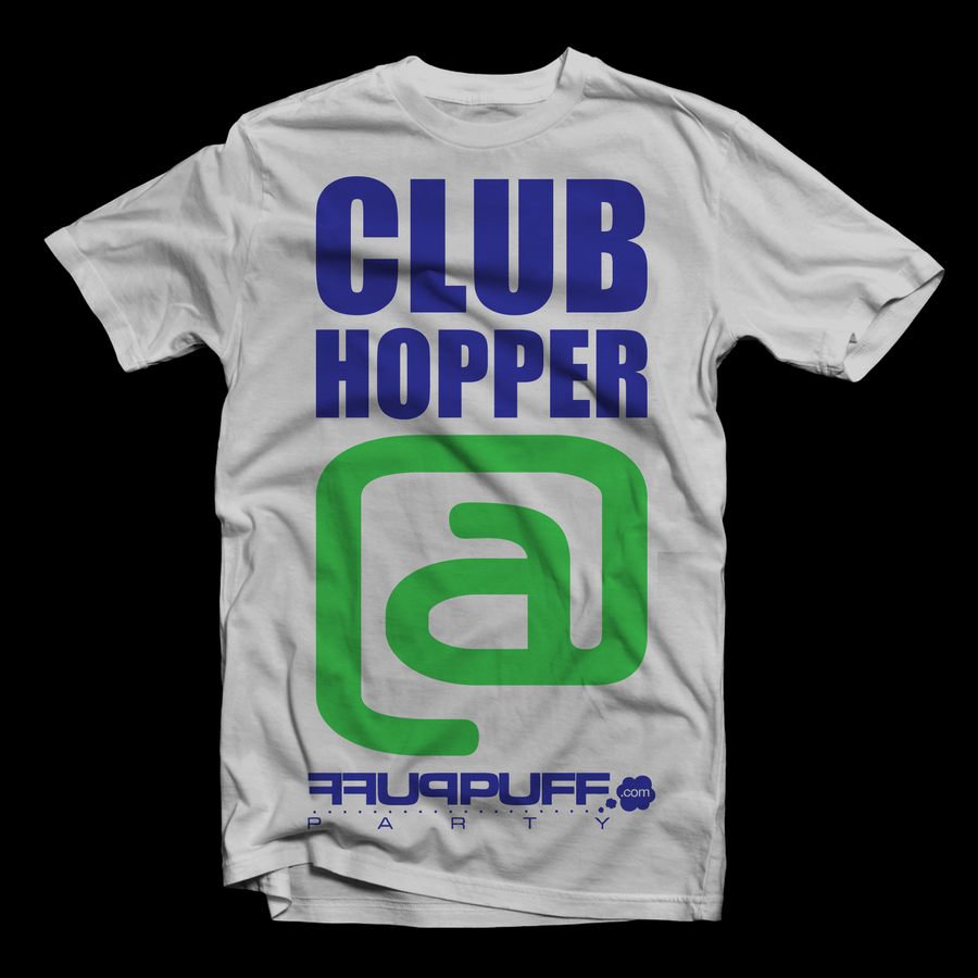 Image of CLUB HOPPER Tee