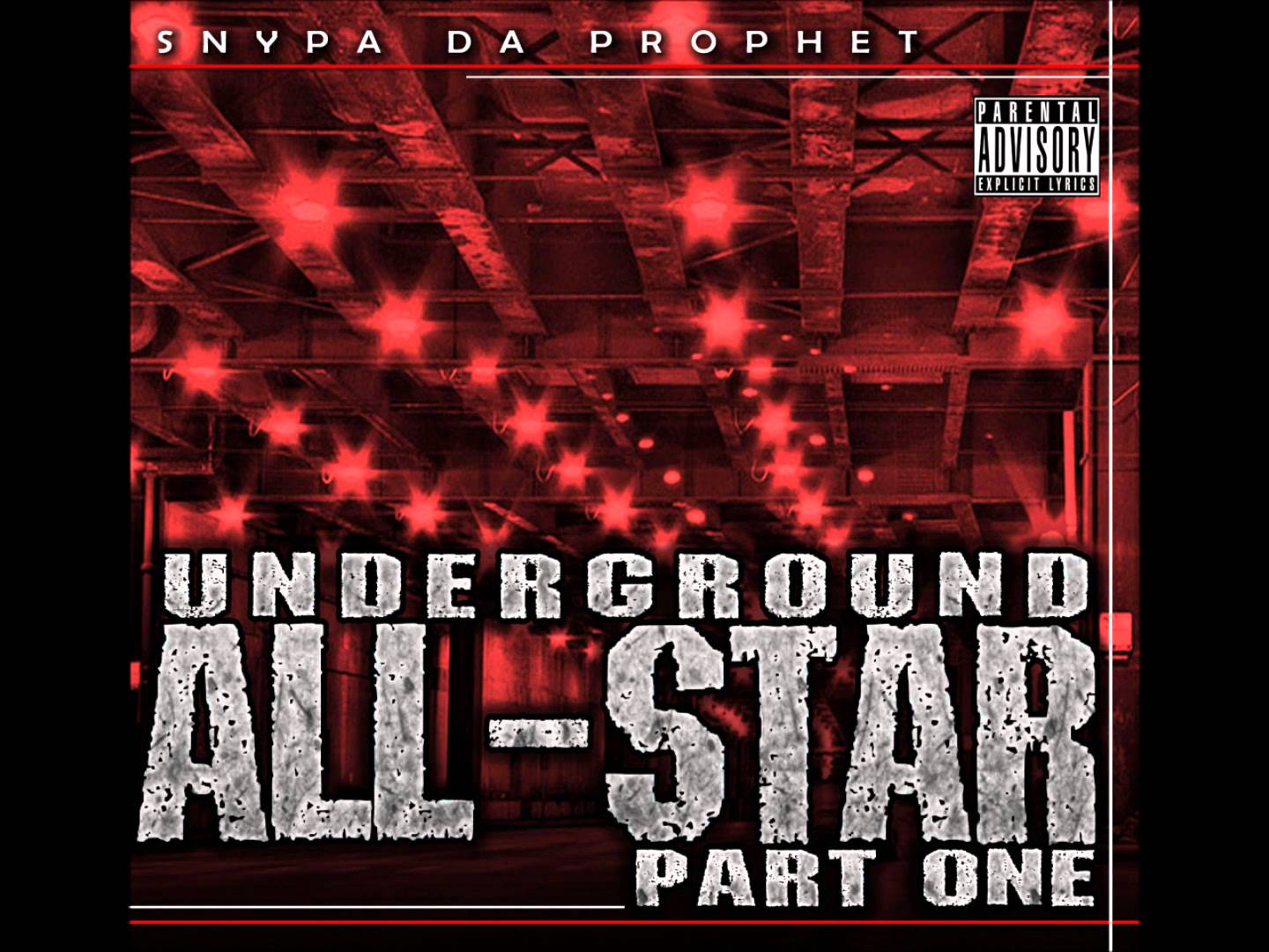 "Image of SNYPA ""Underground All Star (part 1)"" - CD"