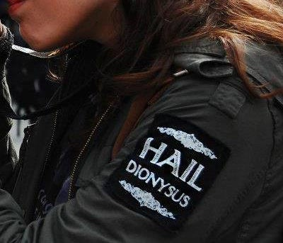 Image of Hail Dionysus Patch