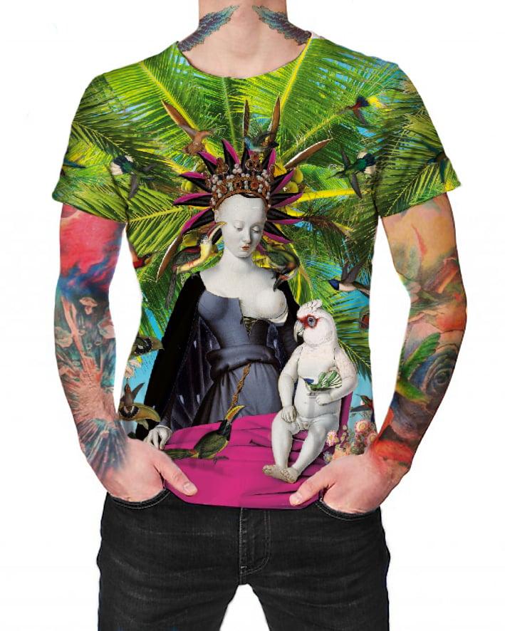 Image of Reina de los Pajaros - T-shirt