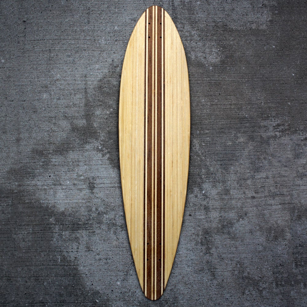 Image of ACE OF DYMONDZ BAMBOO/MAPLE CRUISER LONGBOARD