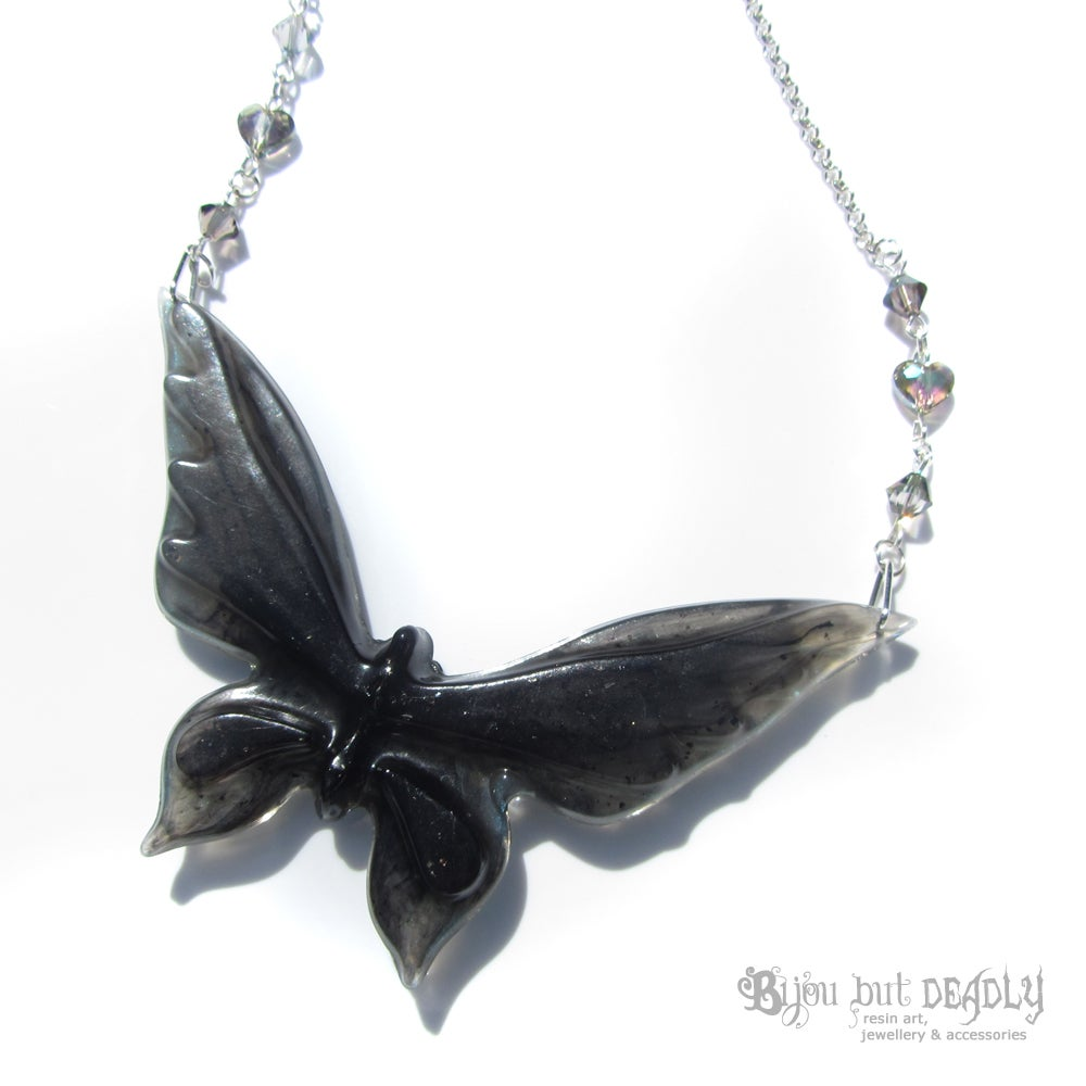 Paradise Shine Butterfly Necklace - Large