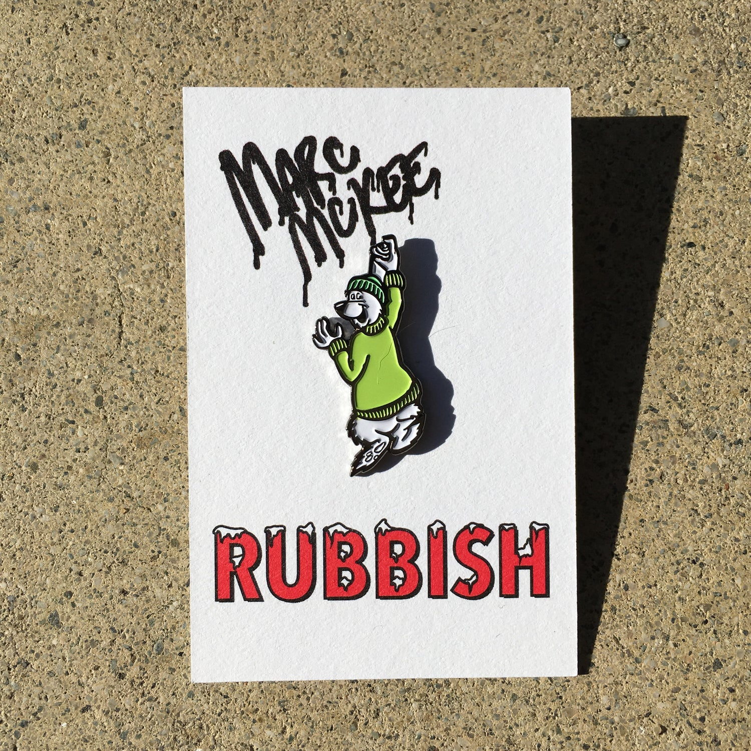Image of Rubbish Rubbish 26 Marc McKee
