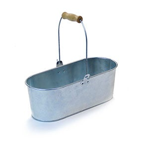 Image of Galvanized Oval Tub
