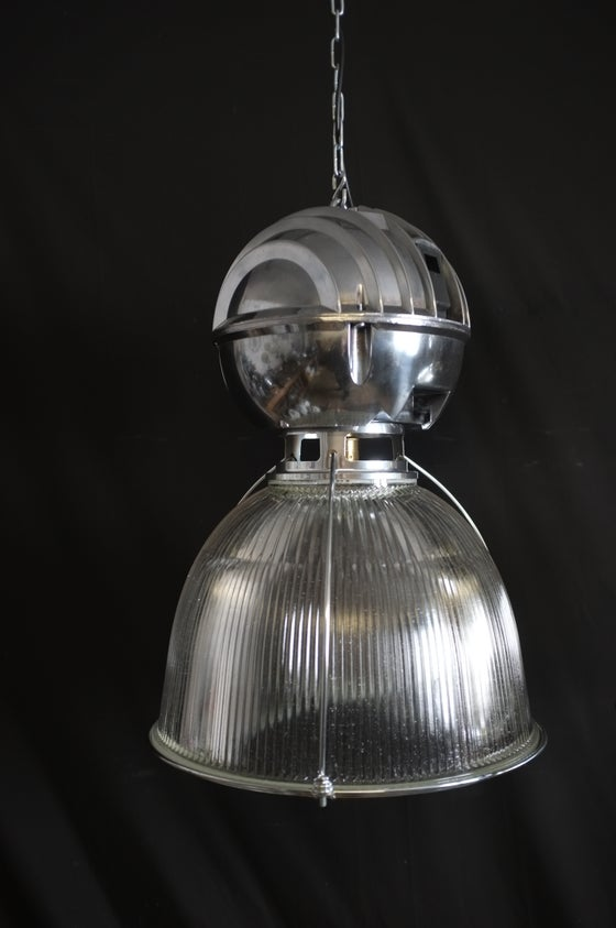 Image of Vintage Industrial Pendant Light - Large