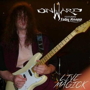 "Image of Onward ""Featuring Toby Knapp"" Live Magick DVD     2015"