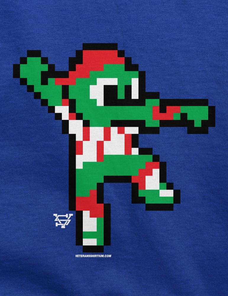 Image of Kid's Mega Phan T-Shirt & Pin Combo Pack