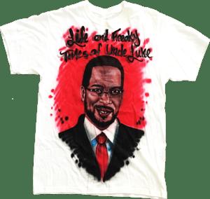 Image of Uncle Luke Airbrushed Shirt