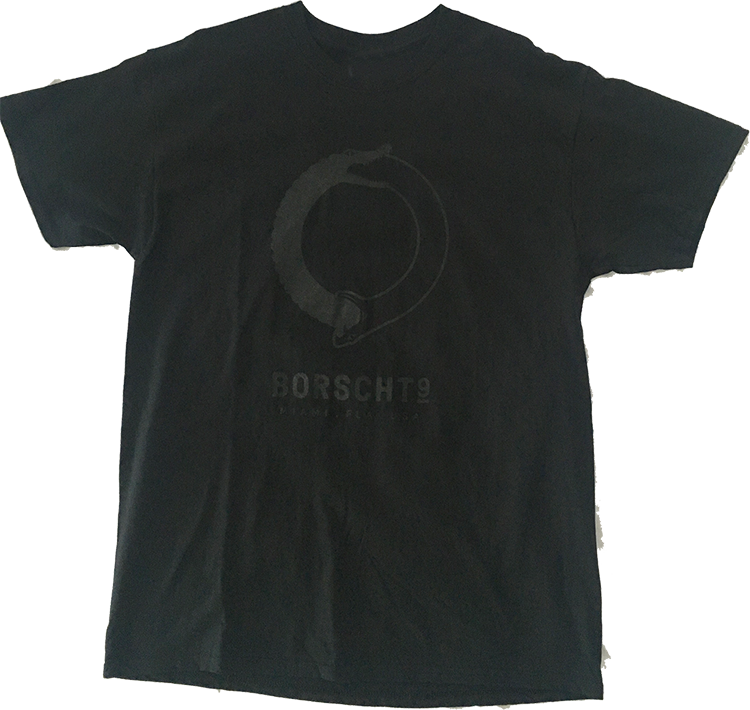 Image of Murdered Out Borscht 9 Shirt