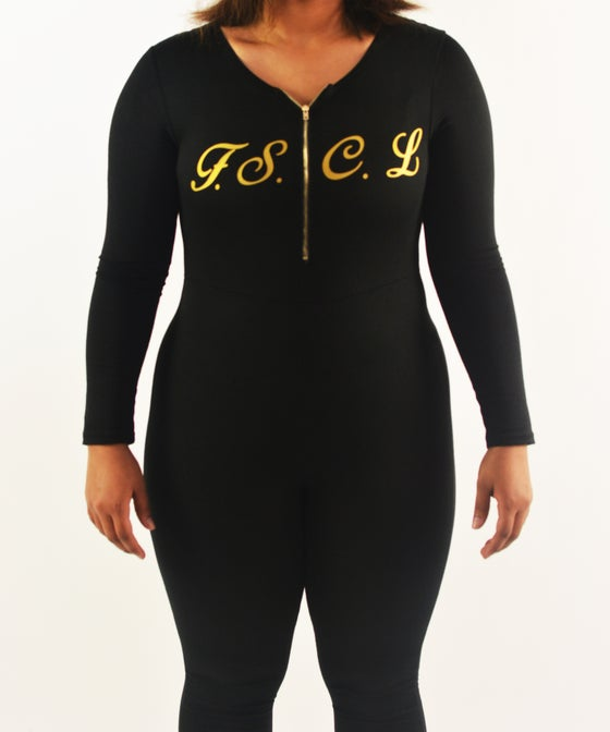 Image of Queenpin Dark Body Suit