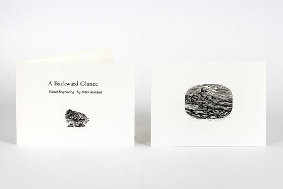 Image of A Backward Glance mini book