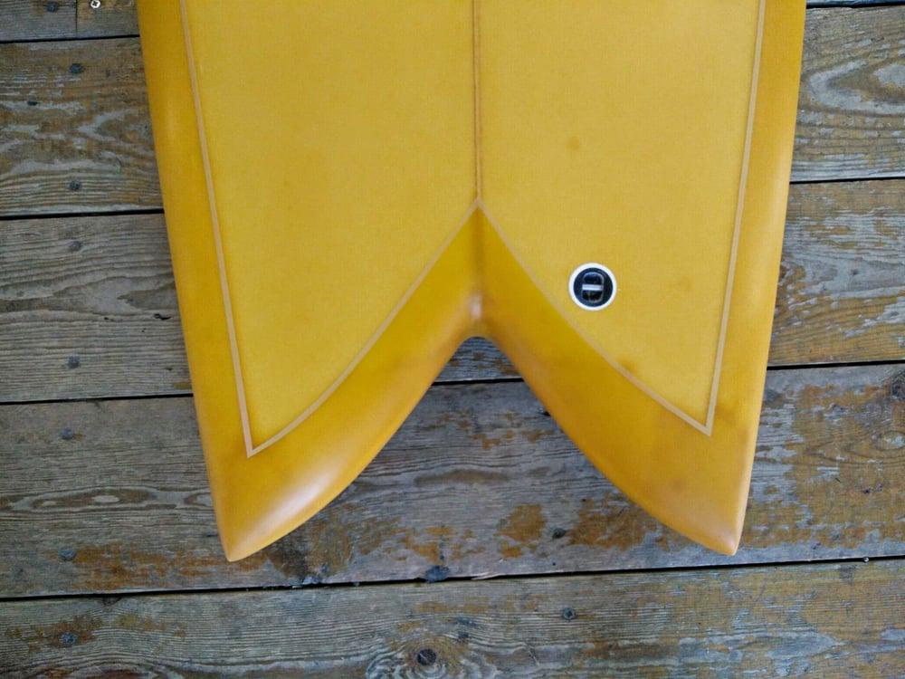 TABLA SLASH RETRO FISH CUSTOM