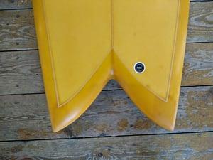 Image of TABLA SLASH RETRO FISH CUSTOM