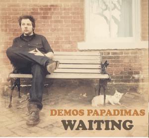 Image of Demos Papadimas-Waiting CD