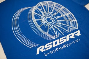 Image of RS05RR T-Shirt Blue
