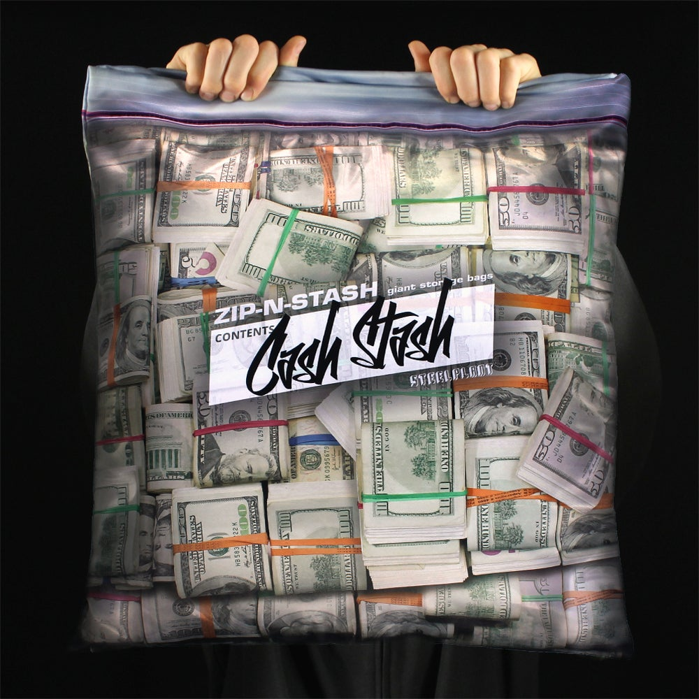 Image of Cash Stash Pillowcase