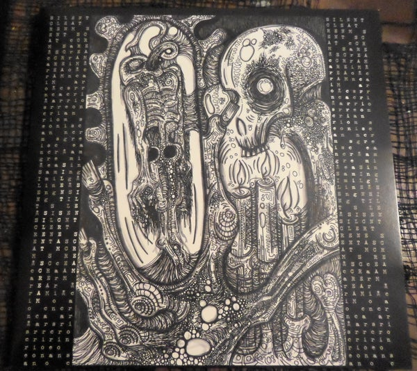 "Image of Silent Scream ""Carrion Screaming"" LP"