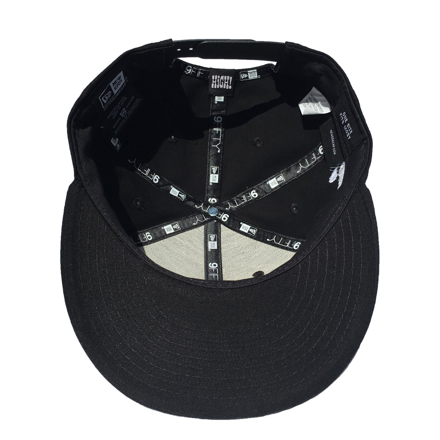 Image of Lucky Sox Snapback - BLK