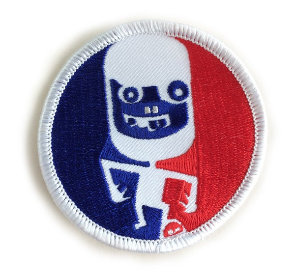 Image of Dwayne Pro Racing Patch