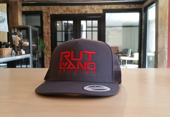 Image of RS Name Logo Trucker Snapback