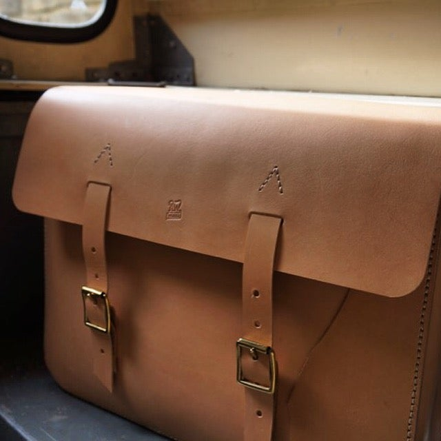 Image of Bespoke Leather Bag