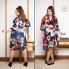 MISS MONEYPENNY WRAP DRESS (other options available)